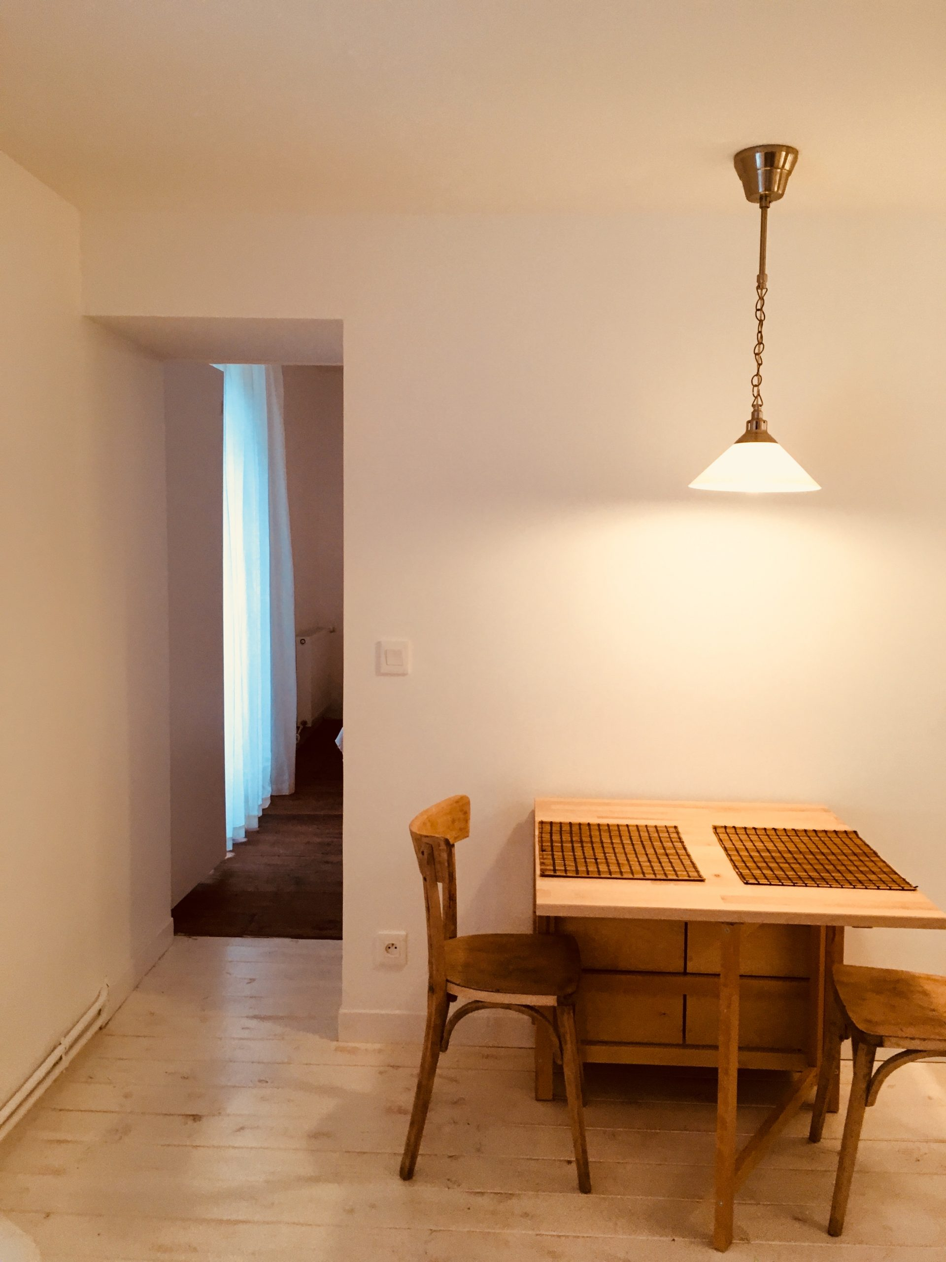 Appartement 4, salon