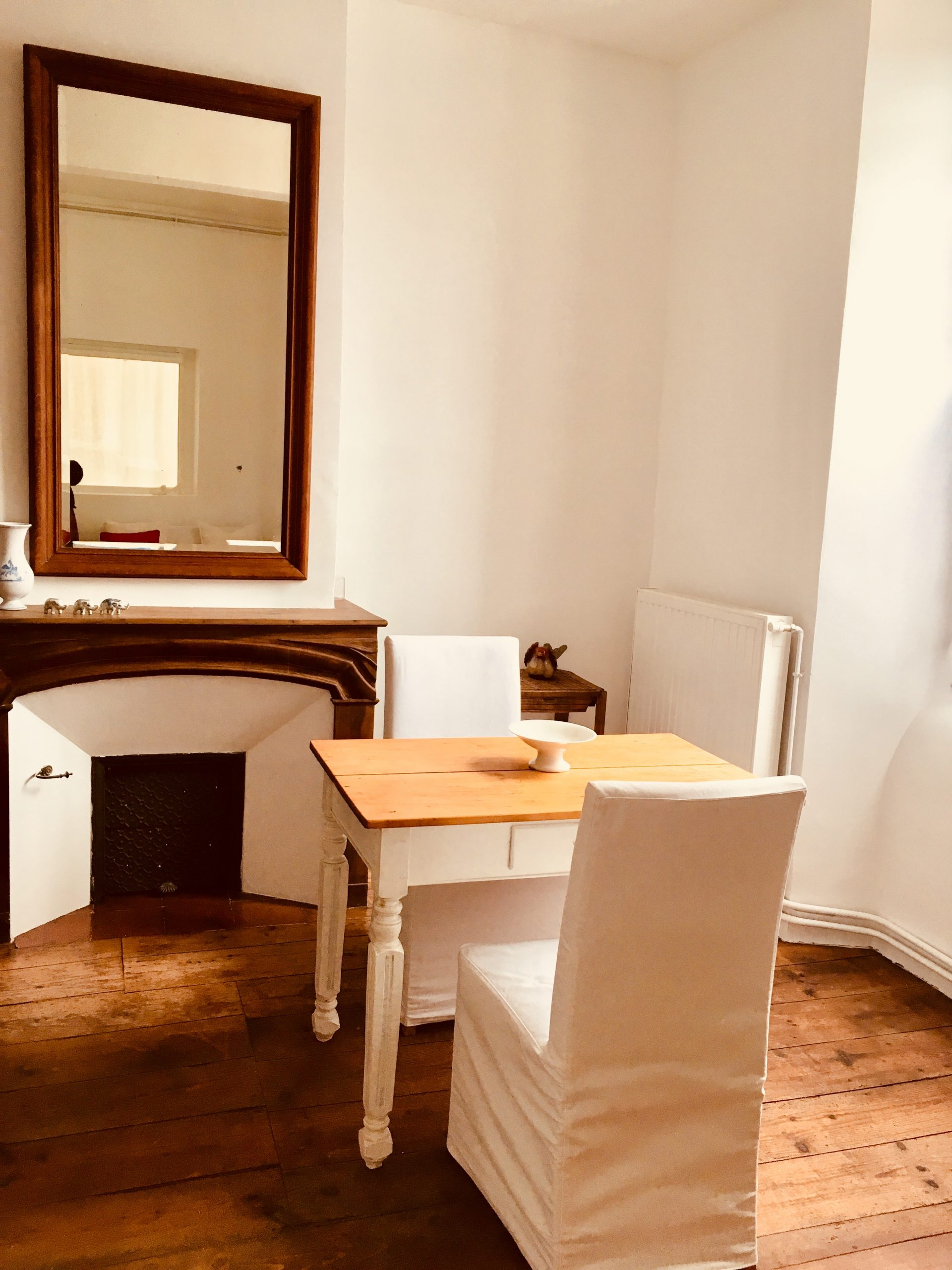 Appartement 6, salon