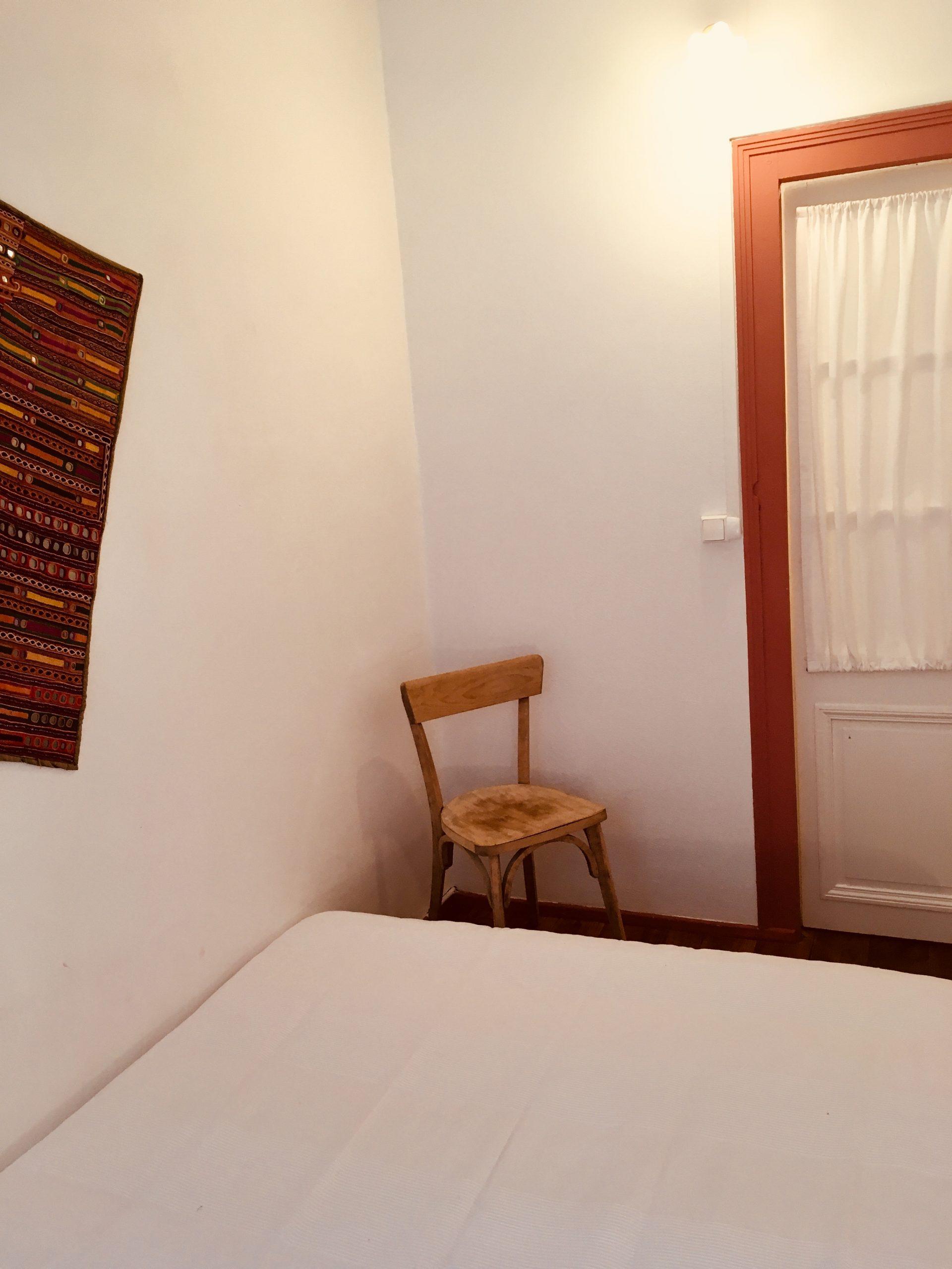 Appartement 1, couchage