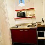 Appartement 1, cuisine