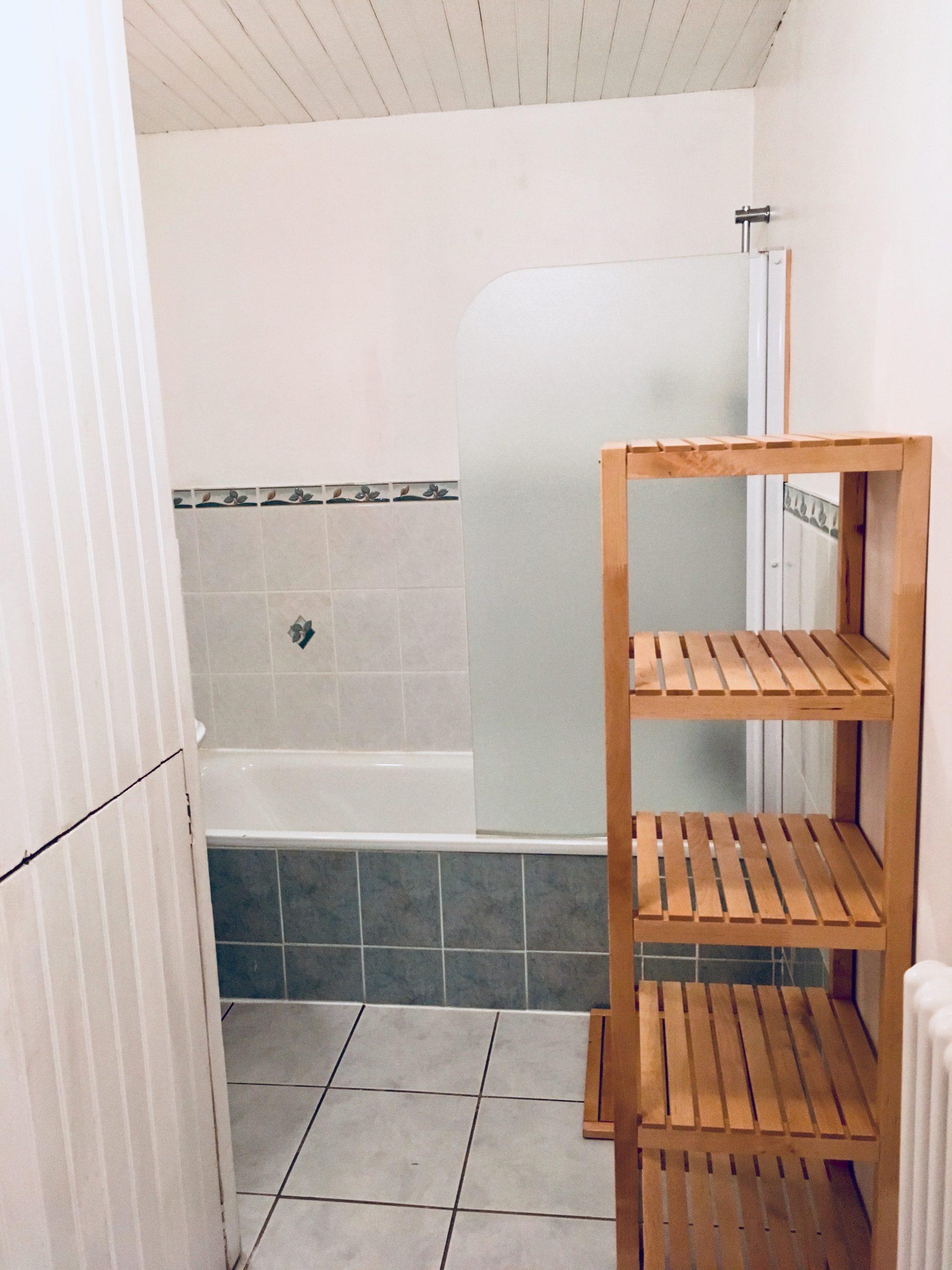 Appartement 1, salle de bain