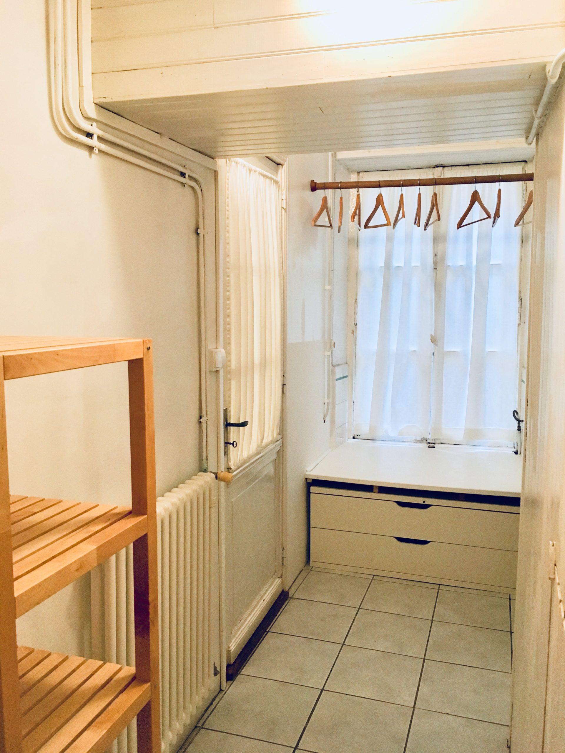Appartement 1, entrée
