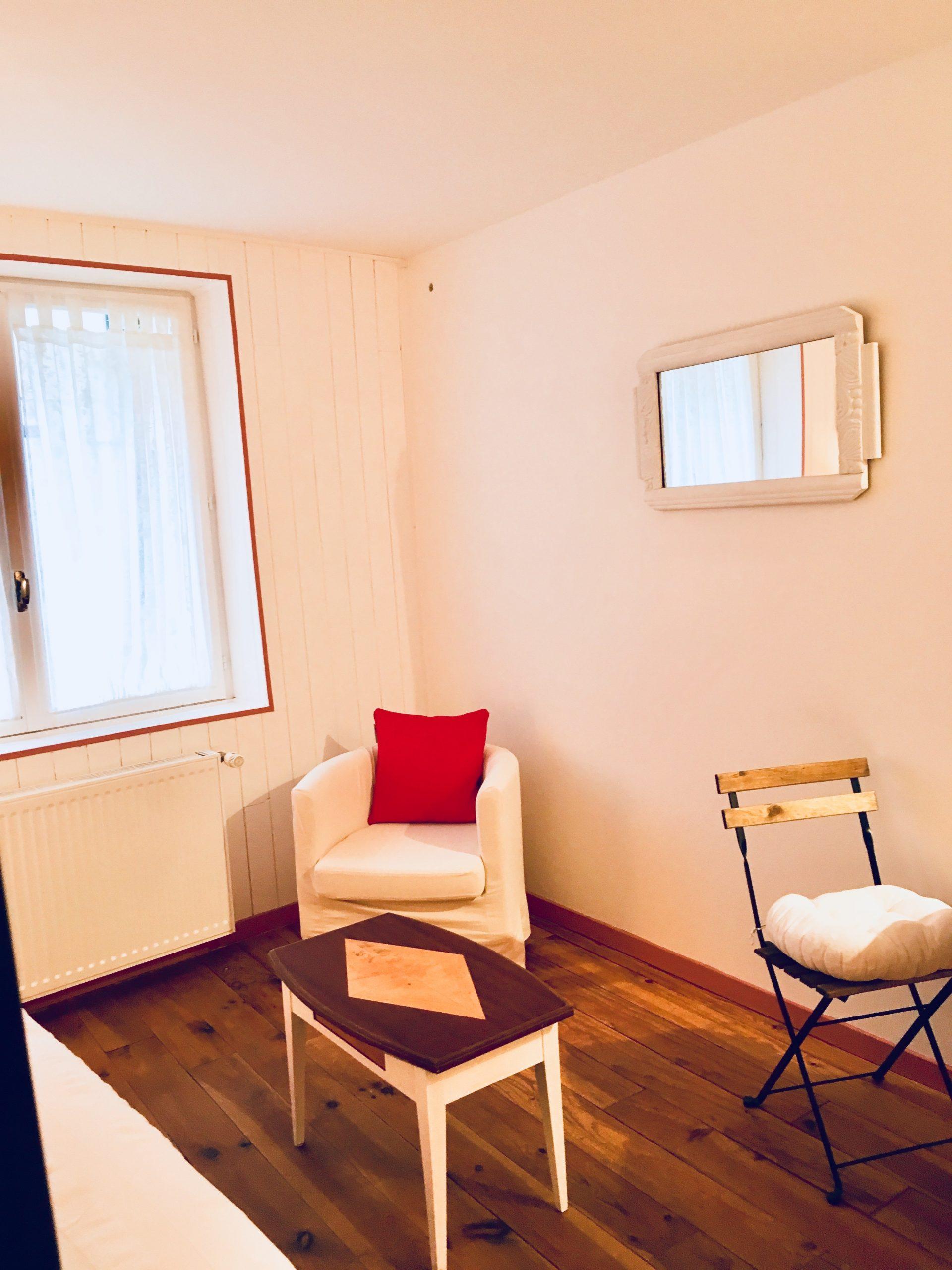 Appartement 1, salon