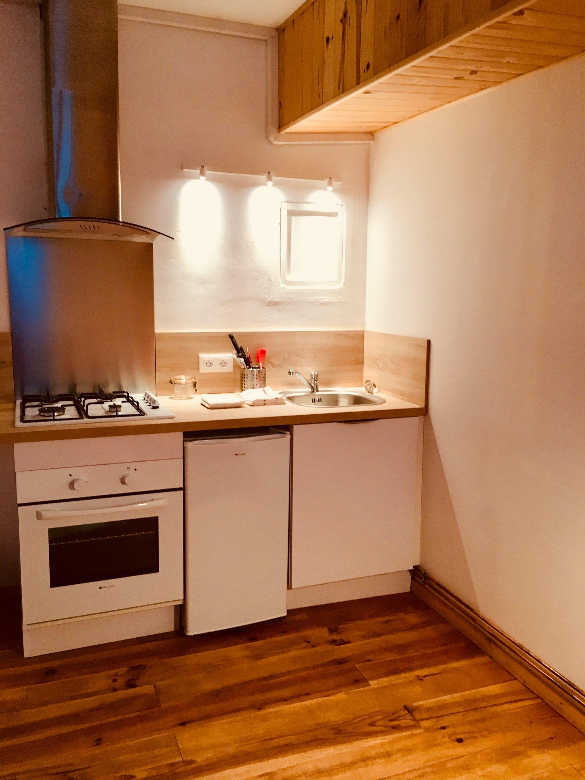Appartement 2, cuisine