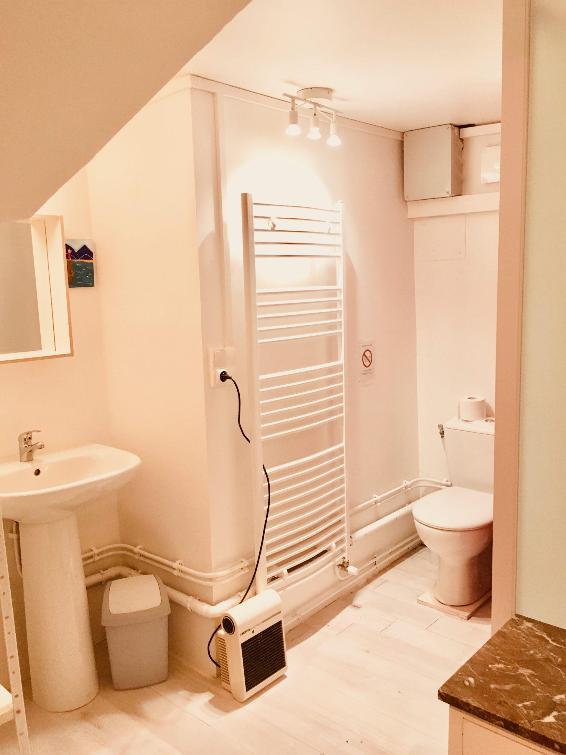 Appartement 2, salle de bain